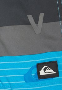 Quiksilver - WORD BLOCK VOLLEY BOY - Swimming shorts - blue - 2