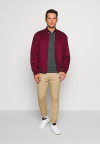 Burton Menswear London - STRETCH - Chino - stone - 1