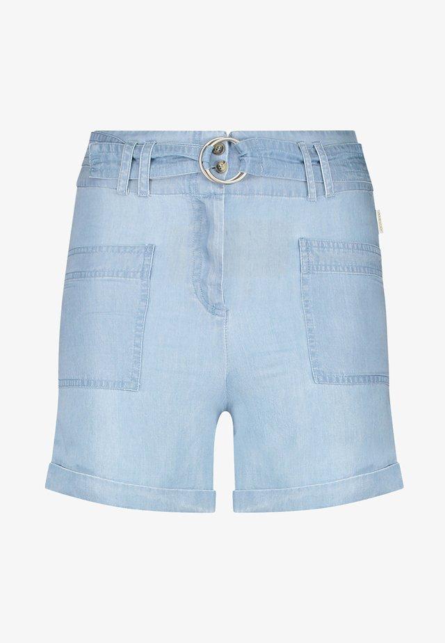 THELMA  - Denim shorts - blauw