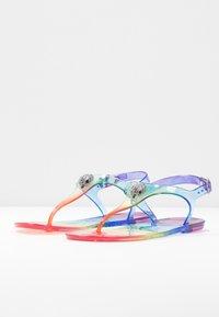 Kurt Geiger London - MADDISON RAINBOW - Sandály do bazénu - multicolor - 4
