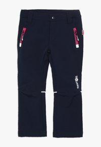 TrollKids - KIDS FJELL PANT - Outdoor trousers - navy/magenta - 0