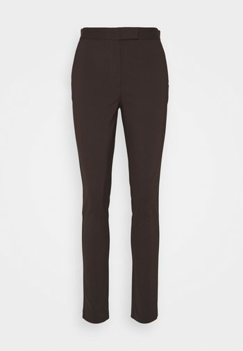 TAIKA - Pantalon classique - dusty brown