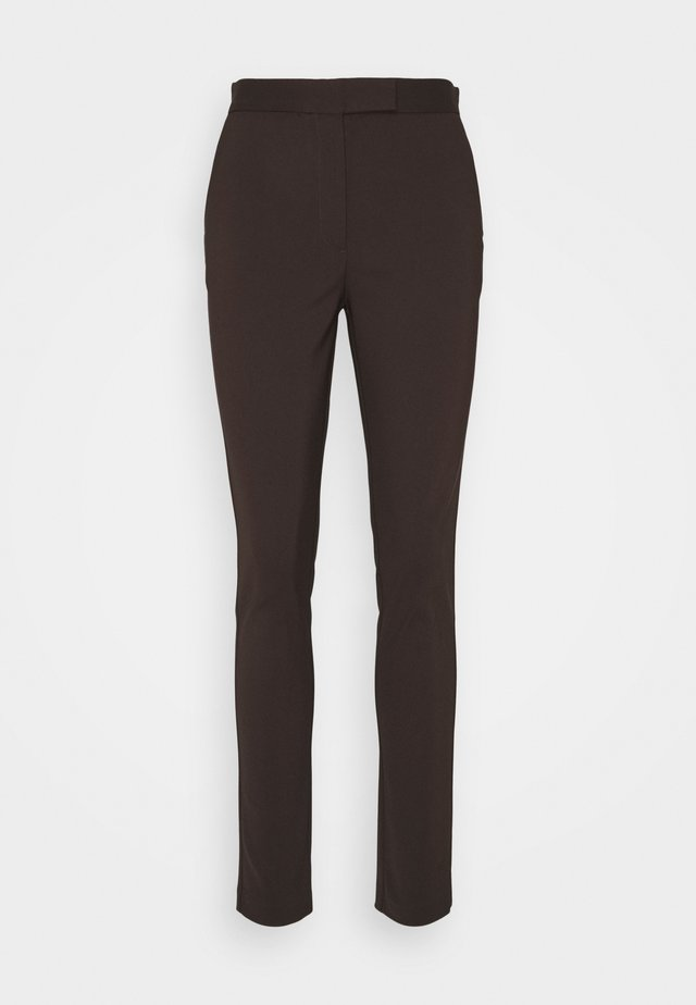 TAIKA - Pantalon classique - dusty brown