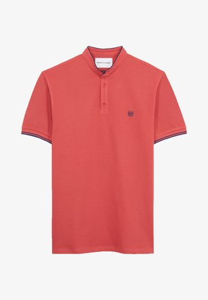 Polo - mineral red / officer nvy