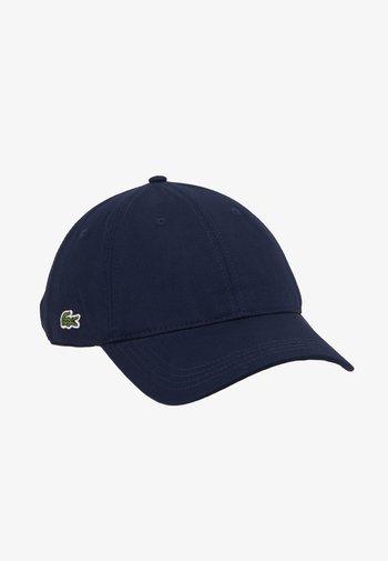 Casquette - navy blue