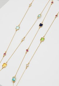 SNÖ of Sweden - TWICE CHAIN NECK  - Necklace - gold-coloured - 4