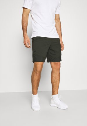 Sports shorts - baroque green
