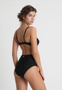 LASCANA - SHAPING WIRE SET - Bikini - black - 2