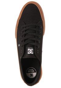 DC Shoes - MANUAL - Trainers - black/gum - 3