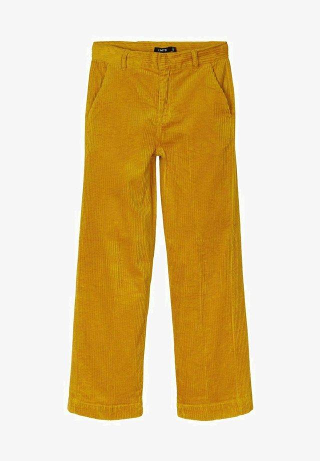 Pantaloni - nugget gold
