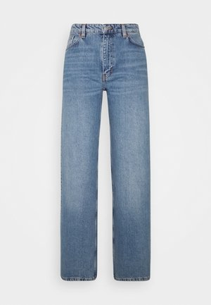 YOKO  - Flared Jeans - blue medium