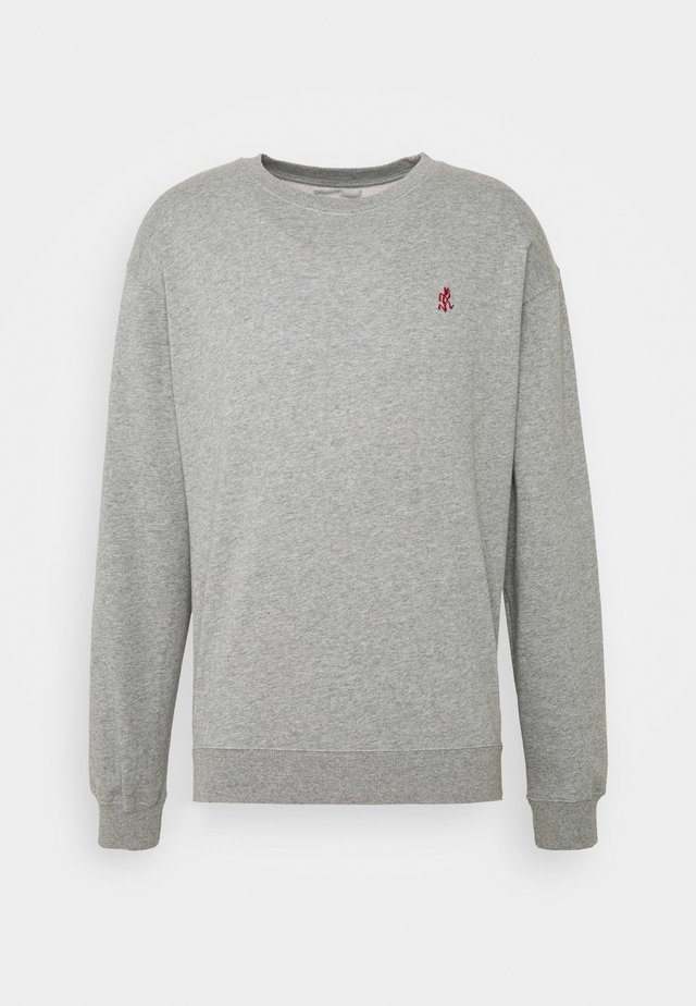 Sweatshirt - heather grey