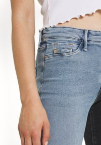 River Island - Jeans Skinny Fit - mid auth/black - 5