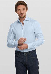 Van Gils - Formal shirt - light blue - 0