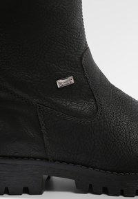 Rieker - Zimní obuv - schwarz - 6