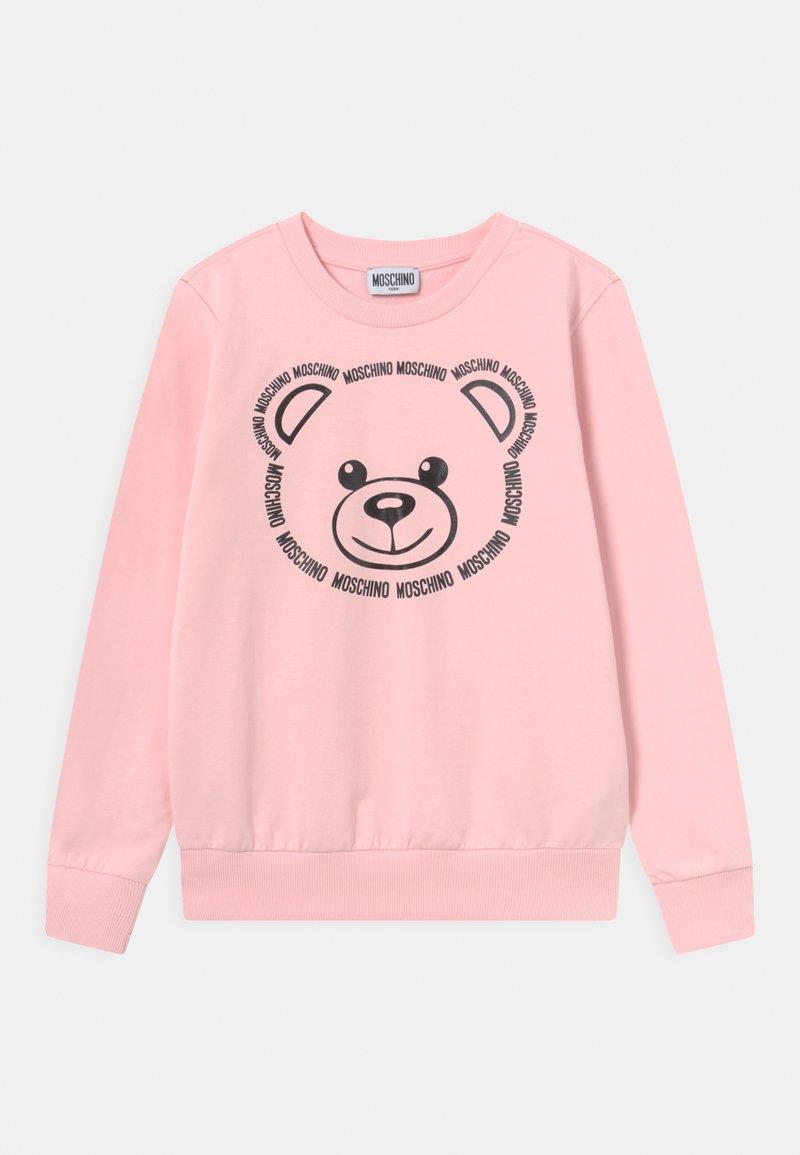 MOSCHINO - UNISEX - Sweatshirt - sugar rose