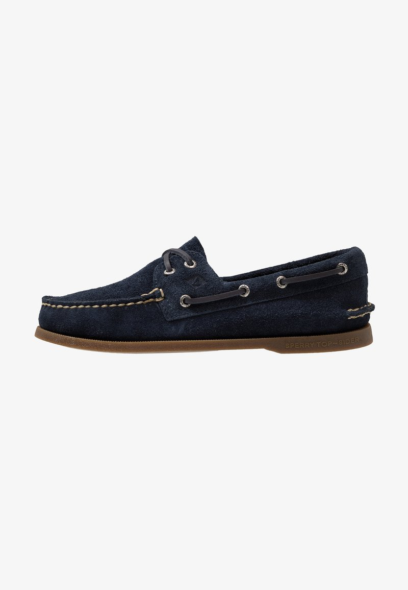Sperry - 2-EYE - Boat shoes - navy
