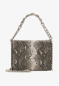 CRAVE CHAIN MINI - Handbag - grey