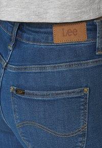 Lee - SCARLETT HIGH - Jeans Skinny - mid madison - 4