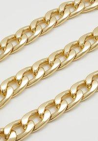SNÖ of Sweden - MARIO NECK - Collar - gold-coloured - 4