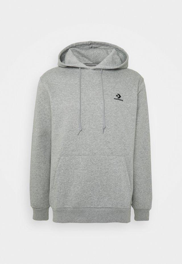STAR CHEVRON  - Hoodie - mottled grey