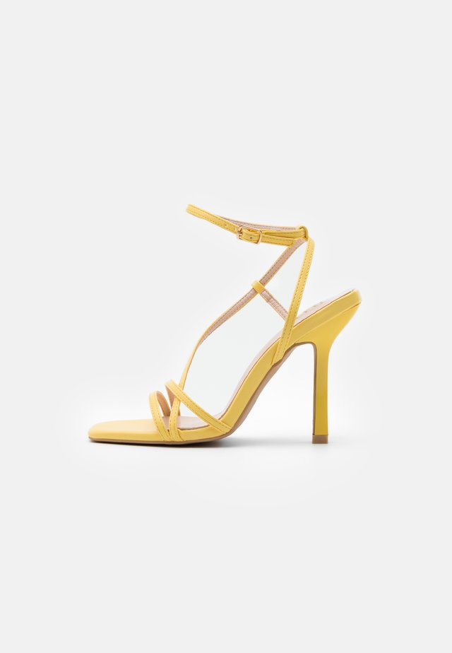 RUPA - Sandaler med høye hæler - vanilla
