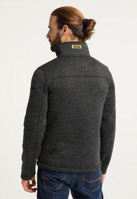 Schmuddelwedda - Training jacket - grau melange - 2