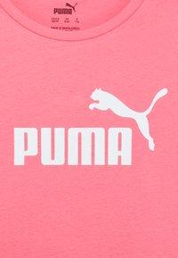 Puma - TEE - Triko spotiskem - bubblegum - 2