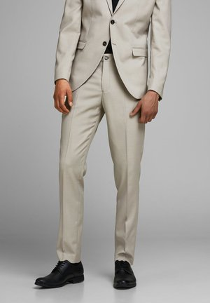 JPRSOLARIS  - Pantaloni eleganti - beige
