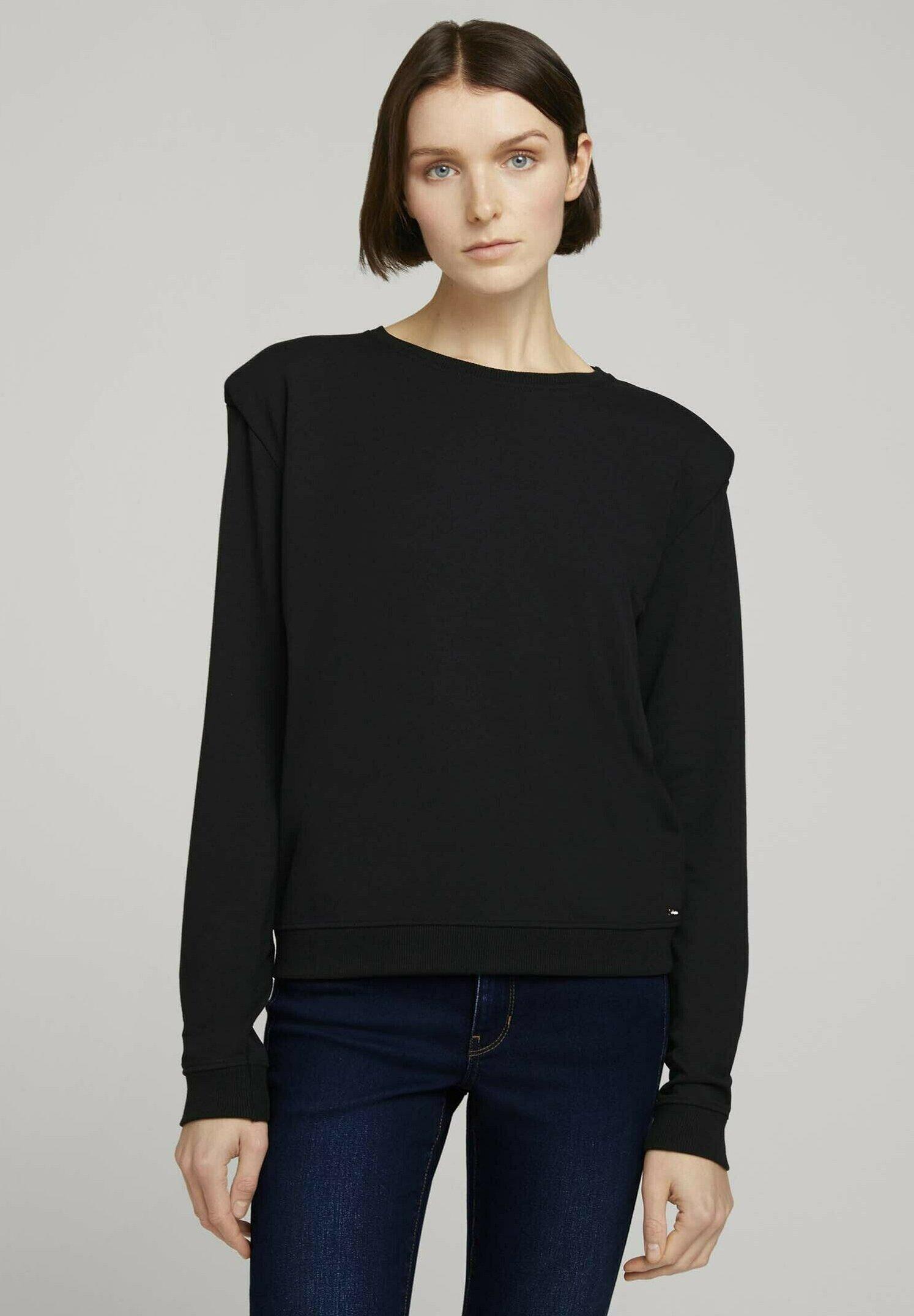 Femme MIT SCHULTERPOLSTERN - Sweatshirt
