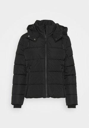 ONLSILJE PUFFER JACKET - Winter jacket - black
