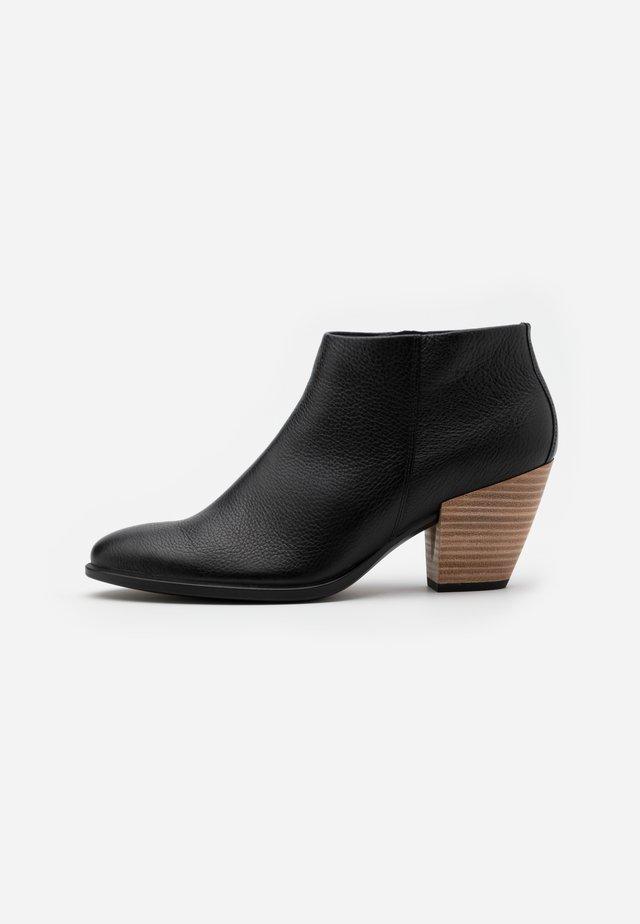 SHAPE - Boots à talons - black
