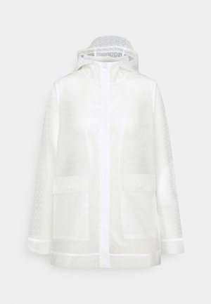TAKALA II - Waterproof jacket - white