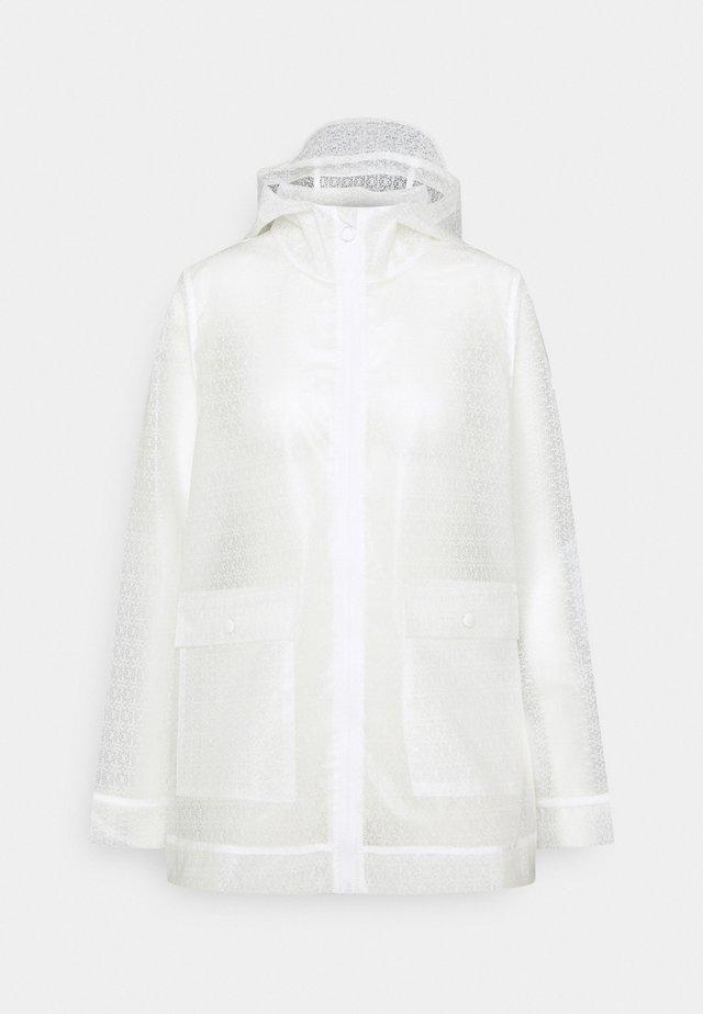TAKALA II - Veste imperméable - white