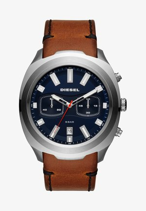 TUMBLER - Chronograph watch - braun