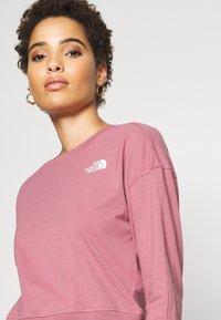 The North Face - ENSEI TEE  - Langærmede T-shirts - mesa rose - 5