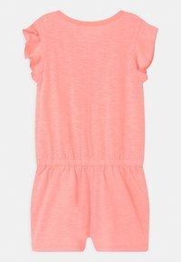 Staccato - KID - Overal - light neon peach melange - 1