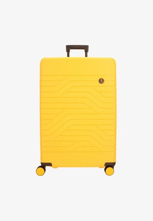 BY ULISSE - Wheeled suitcase - mango