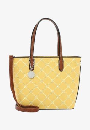 ANASTASIA - Tote bag - yellow