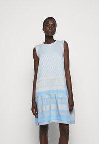 CECILIE copenhagen - DRESS  - Denní šaty - blue - 0