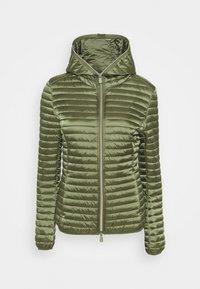 Save the duck - IRIS ALEXIS - Light jacket - cactus green - 0