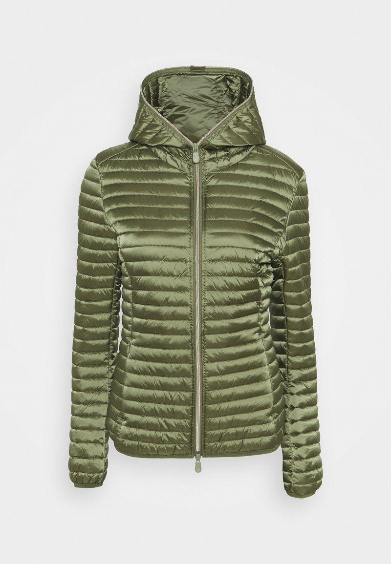 Save the duck - IRIS ALEXIS - Light jacket - cactus green
