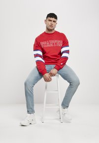 Starter - Sweatshirt - starter red - 4