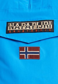 Napapijri - RAINFOREST WINTER - Windbreaker - french blue - 5