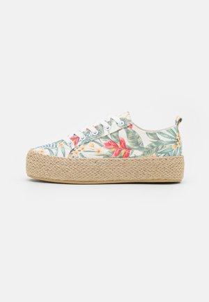 Zapatos con cordones - multi-coloured