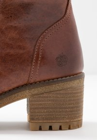 Apple of Eden - AMELIE - Lace-up ankle boots - brown - 2