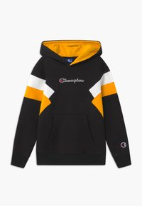 Champion - ROCHESTER CHAMPION LOGO HOODED - Hoodie - black - 0