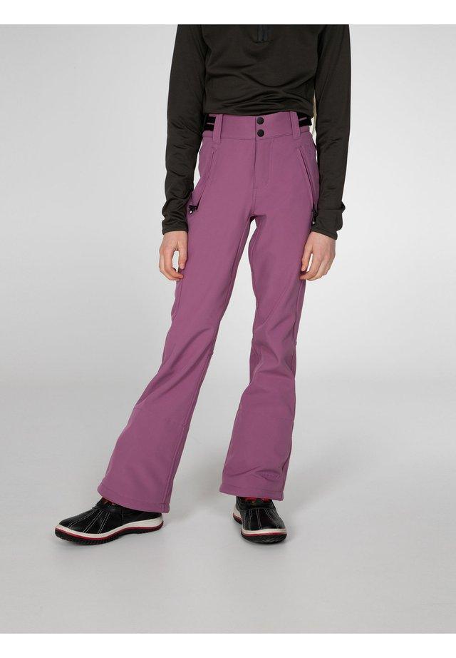 LOLE JR - Pantalon de ski - very grape