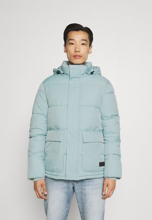 CLEAN PUFFER JACKET - Veste d'hiver - white moss
