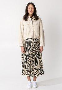 Indiska - LOU - Summer jacket - beige - 4